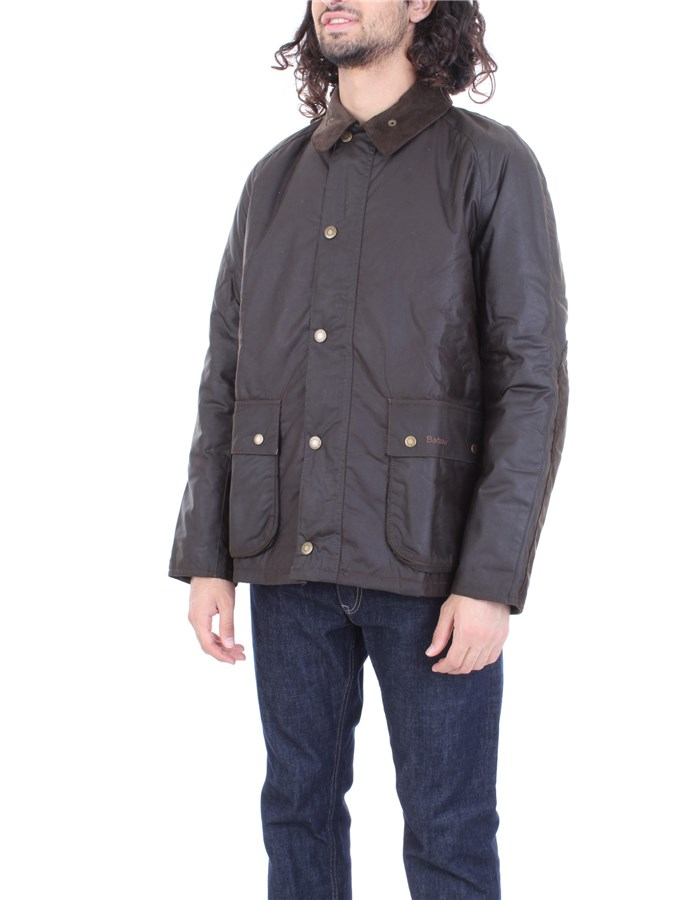 BARBOUR Coat Green