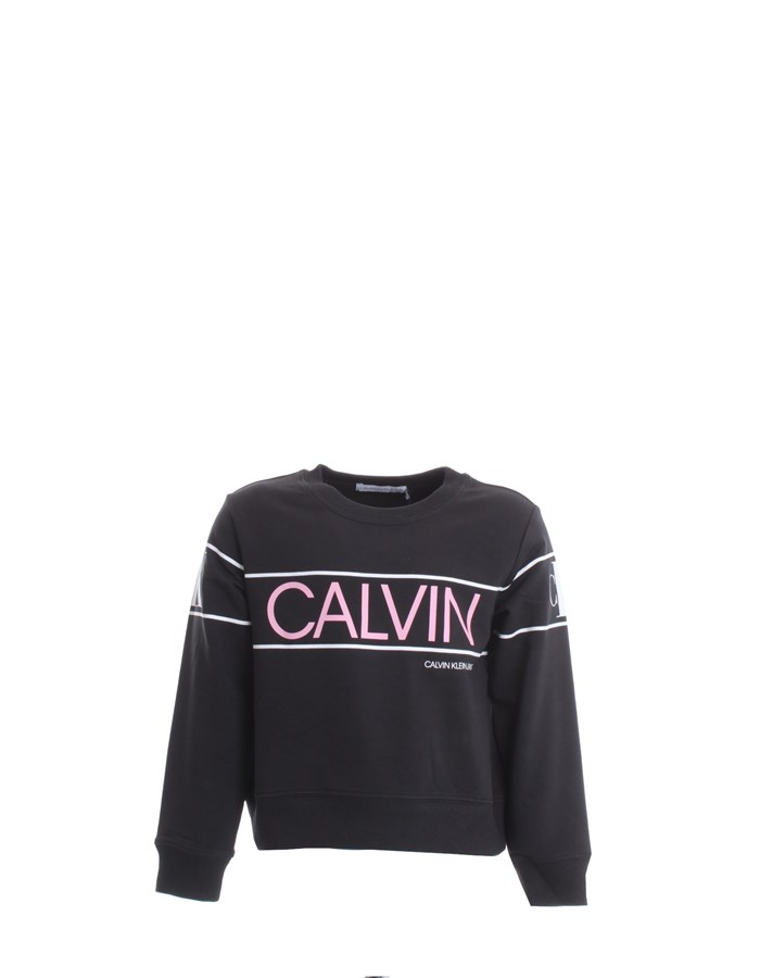 CALVIN KLEIN Sweat Black