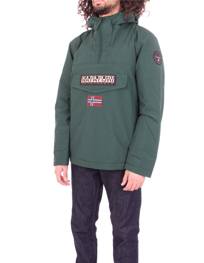 NAPAPIJRI Coat Green