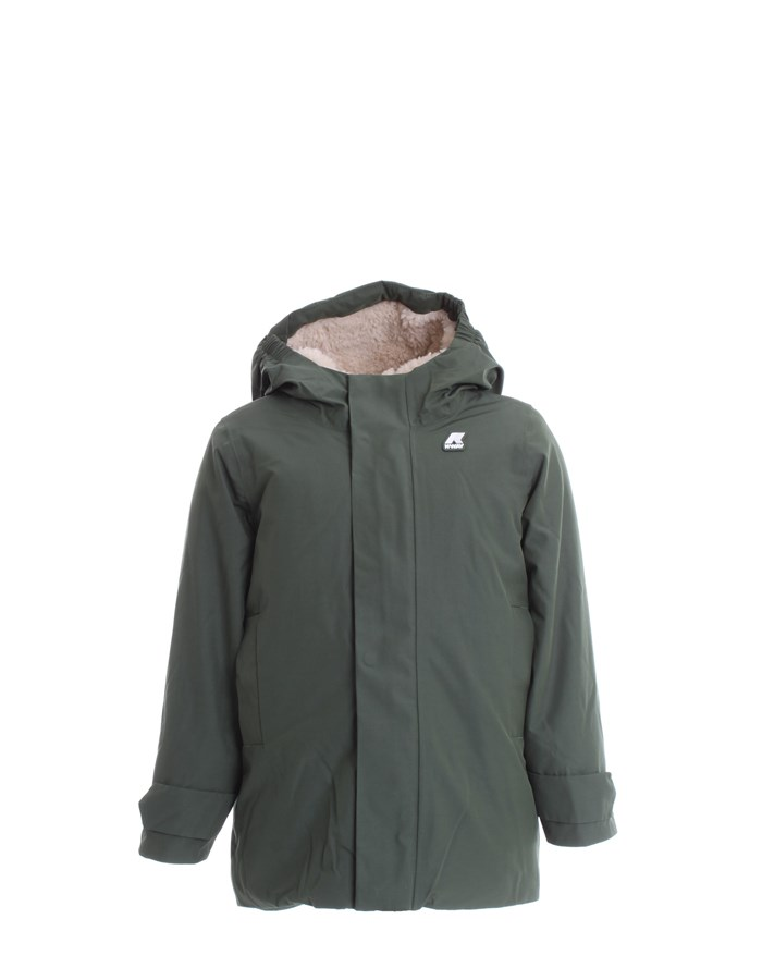 KWAY Jackets Long Boys K1119UW 0