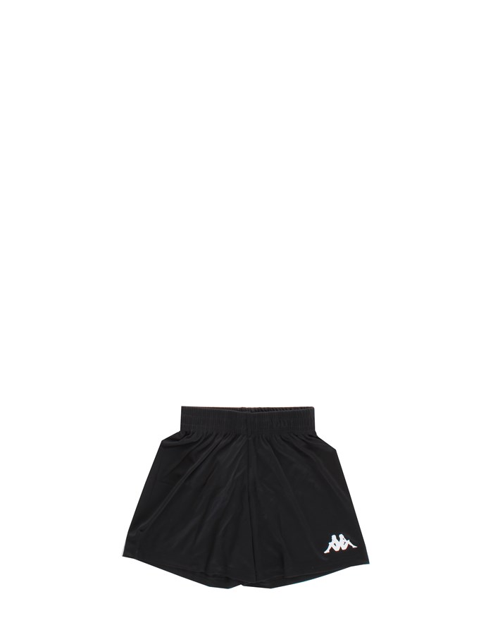 KAPPA Shorts Black