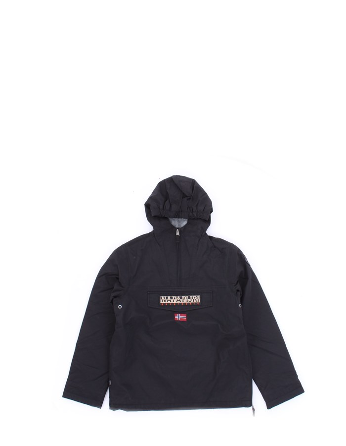 NAPAPIJRI Coat Black