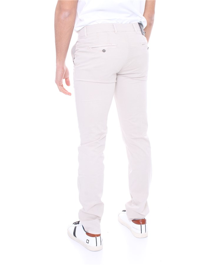 ALESSANDRO DELL'ACQUA Trousers Regular Men AD7107WAP T1150 5