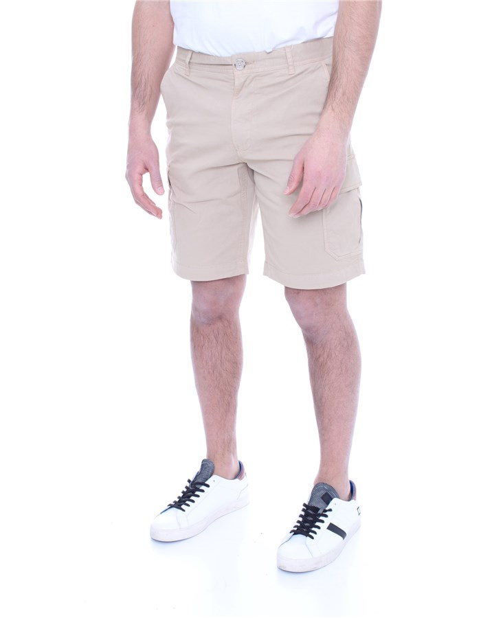 WOOLRICH Shorts  To the knee Men WOSHO019 2559 1