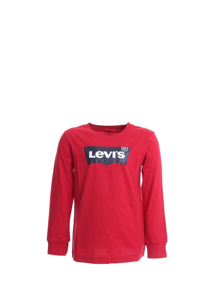LEVI'S Long sleeve Red