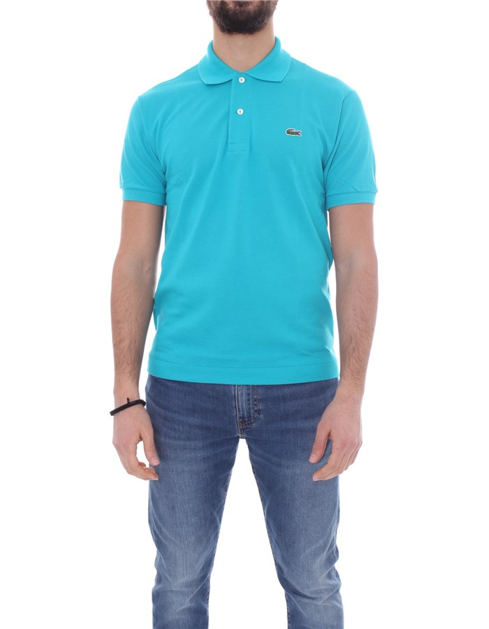 LACOSTE T-shirt Short sleeve Men 1212 0