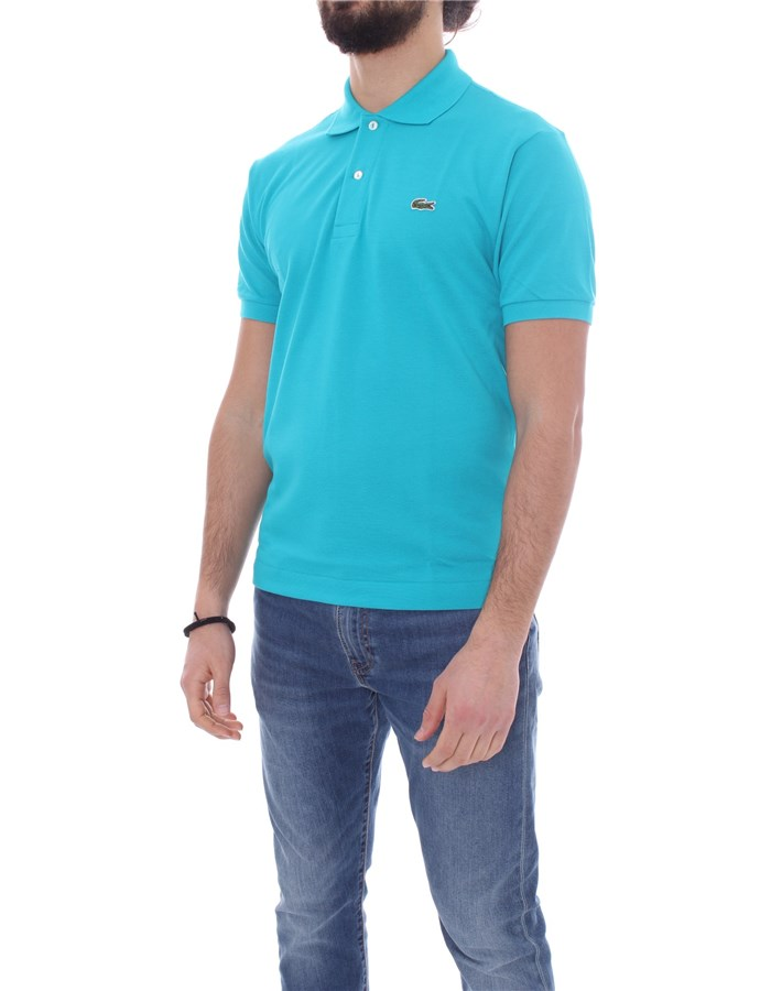 LACOSTE T-shirt Short sleeve Men 1212 1
