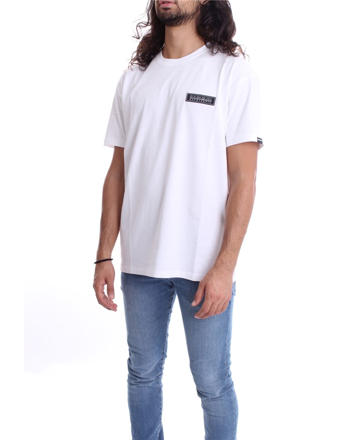 NAPAPIJRI Short sleeve White