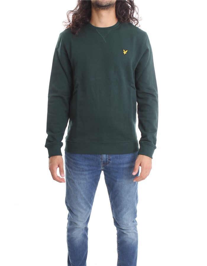 LYLE & SCOTT Vintage Sweatshirts Crewneck  Men ML424VTR 0