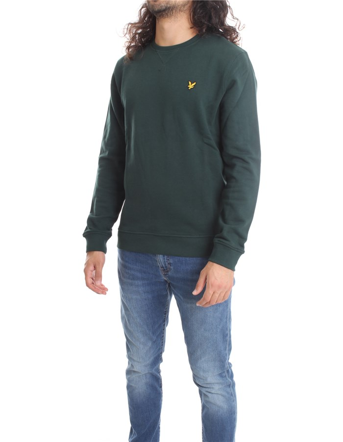 LYLE & SCOTT Vintage Sweatshirts Crewneck  Men ML424VTR 1