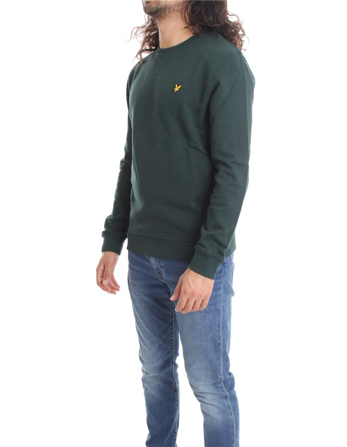 LYLE & SCOTT Vintage Sweatshirts Crewneck  Men ML424VTR 2