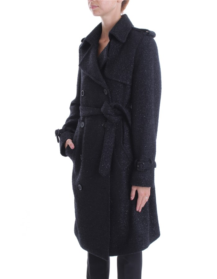 DONDUP Outerwear Trench Women DJ344 PX0112 2