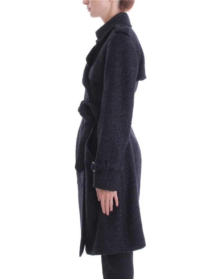 DONDUP Outerwear Trench Women DJ344 PX0112 3