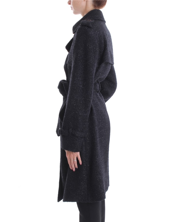 DONDUP Outerwear Trench Women DJ344 PX0112 4