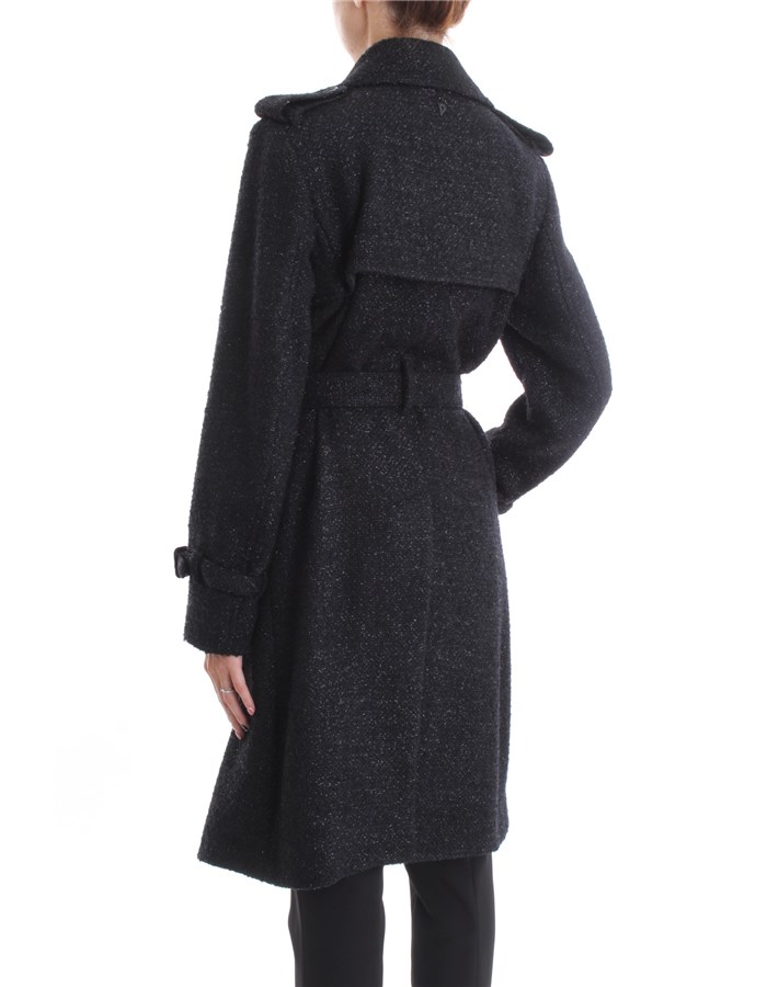 DONDUP Outerwear Trench Women DJ344 PX0112 5