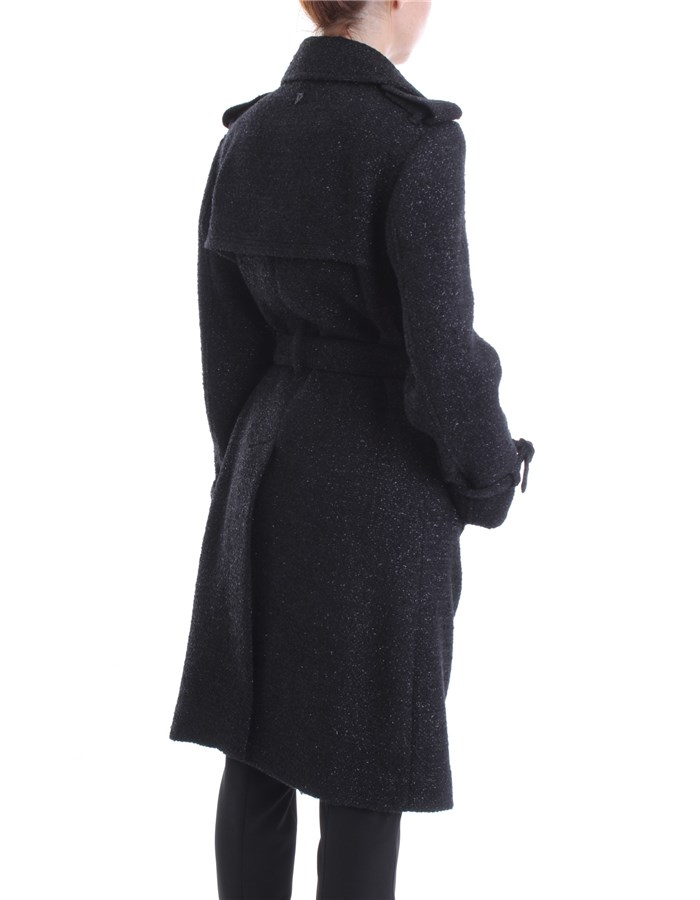 DONDUP Outerwear Trench Women DJ344 PX0112 6