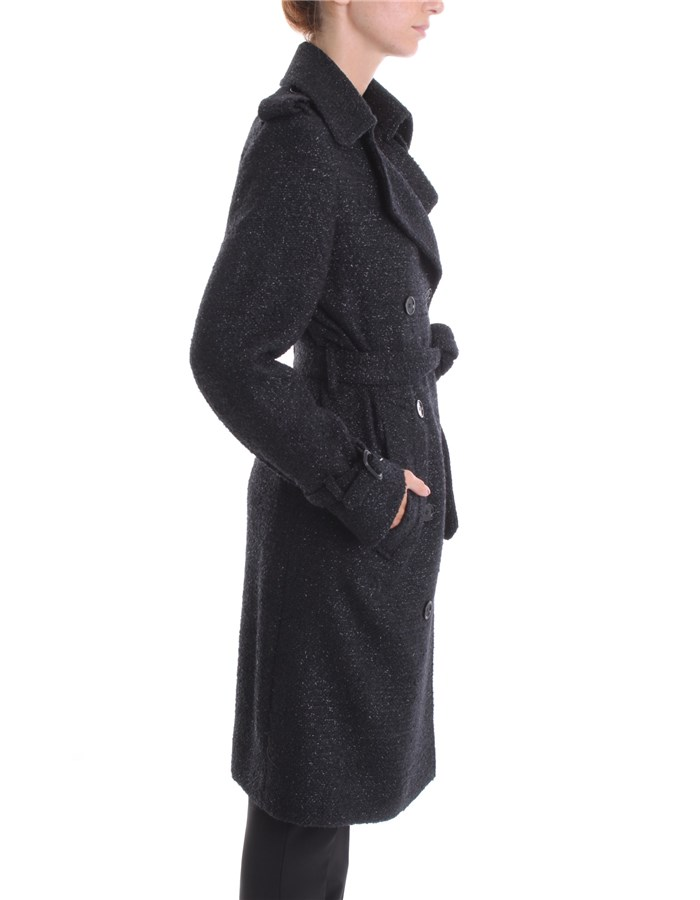 DONDUP Outerwear Trench Women DJ344 PX0112 7