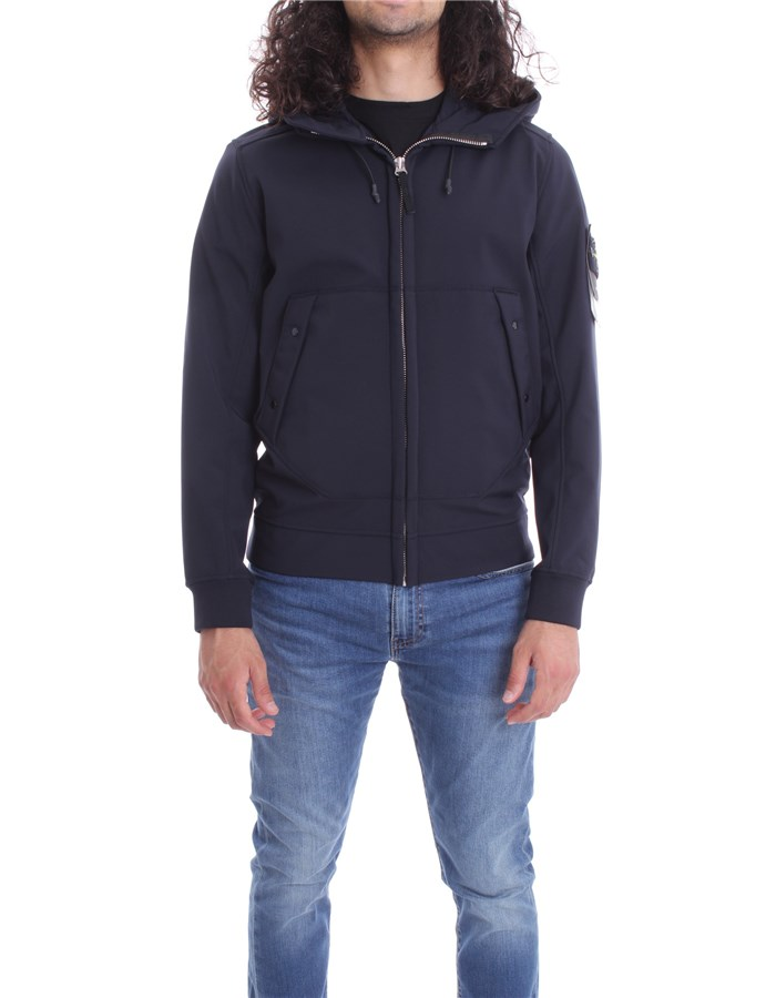 STONE ISLAND Jackets Jacket Men 7315Q0122 0