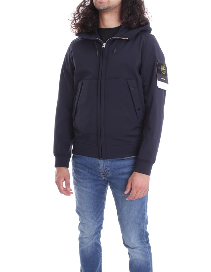 STONE ISLAND Jackets Jacket Men 7315Q0122 1