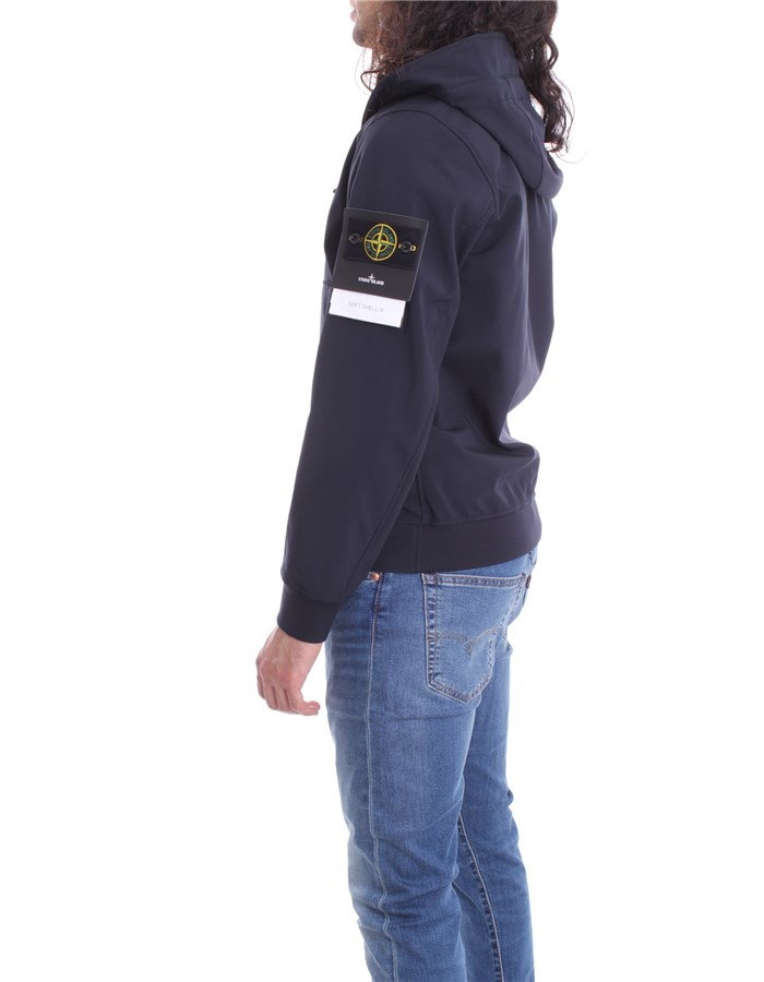 STONE ISLAND Jackets Jacket Men 7315Q0122 3