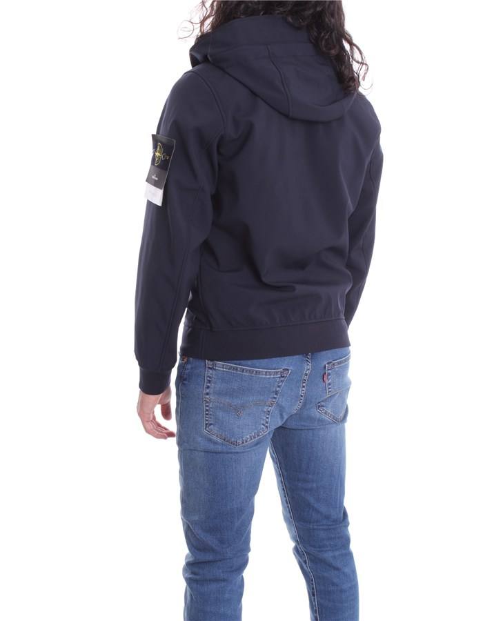 STONE ISLAND Jackets Jacket Men 7315Q0122 4