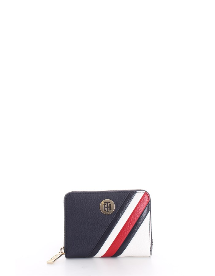 TOMMY HILFIGER Wallets Blue