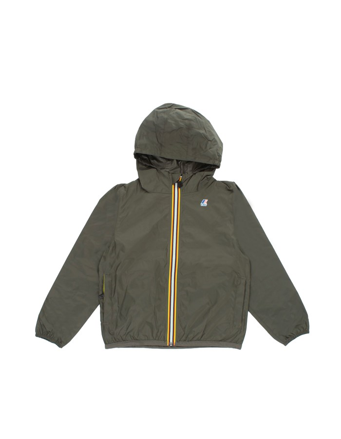 KWAY Jackets Short K004BD0J Military