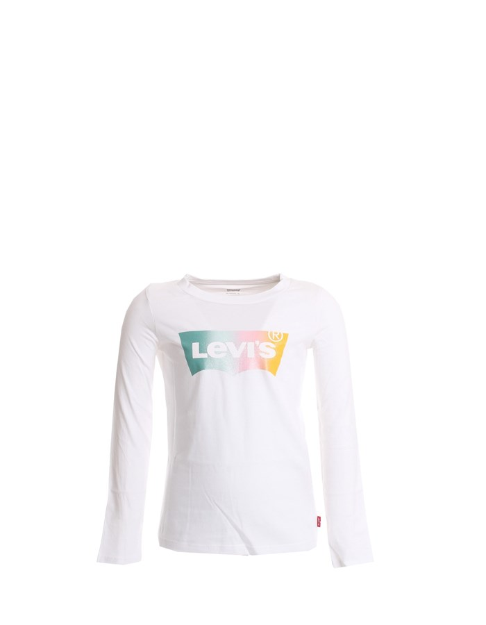 LEVI'S Long sleeve White