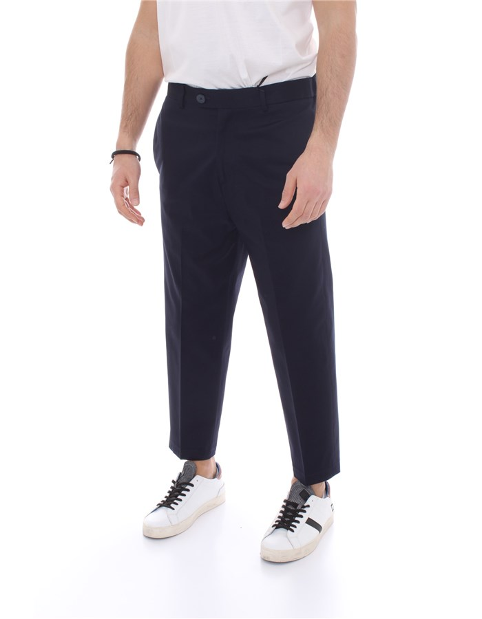 ALESSANDRO DELL'ACQUA Trousers Chino Men AD7339 P0053E 1