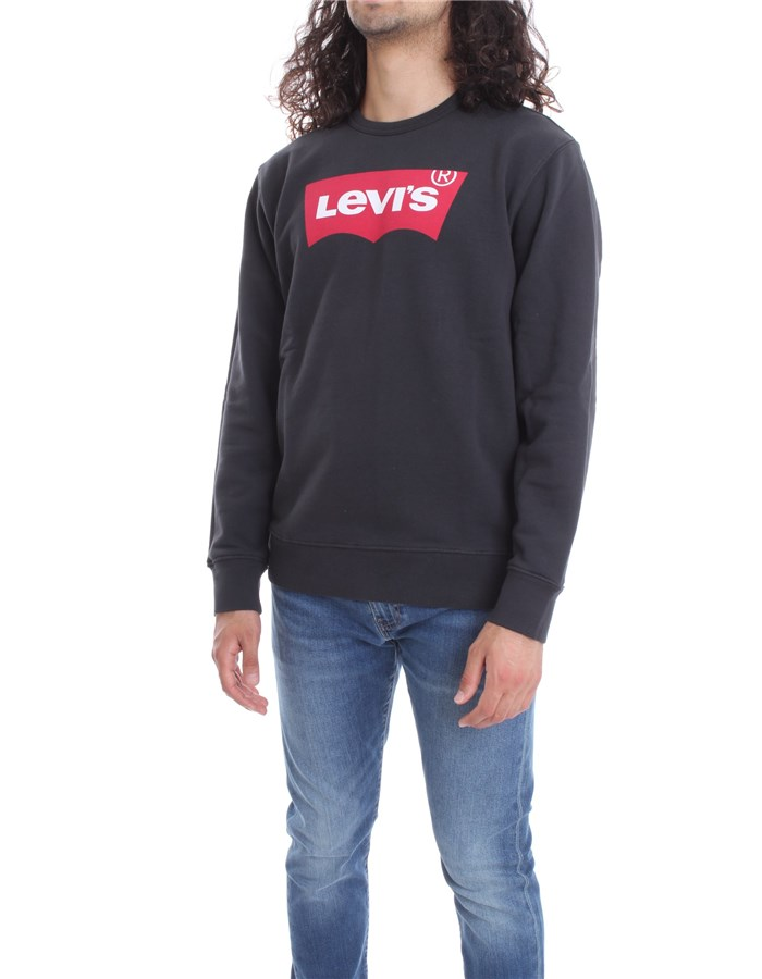 LEVI'S Sweat Black