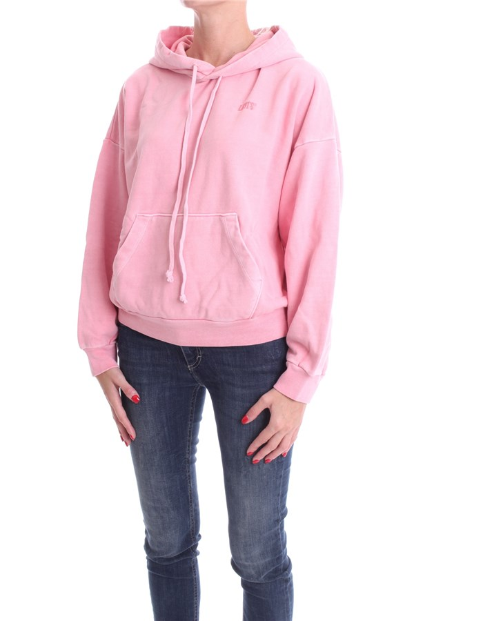 LEVI'S Hoodies Rose