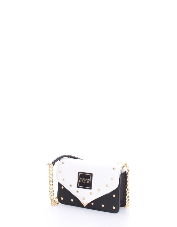 VERSACE Bag White black