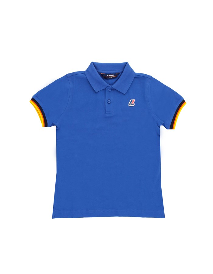 KWAY Polo shirt Short sleeves K008J50J Royal