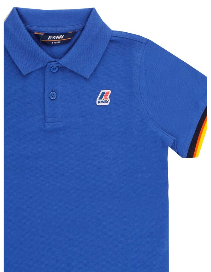 KWAY Polo shirt Short sleeves Boys K008J50J 1