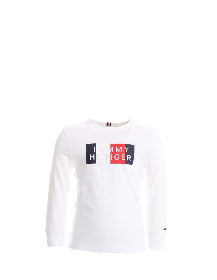 TOMMY HILFIGER Long sleeve White