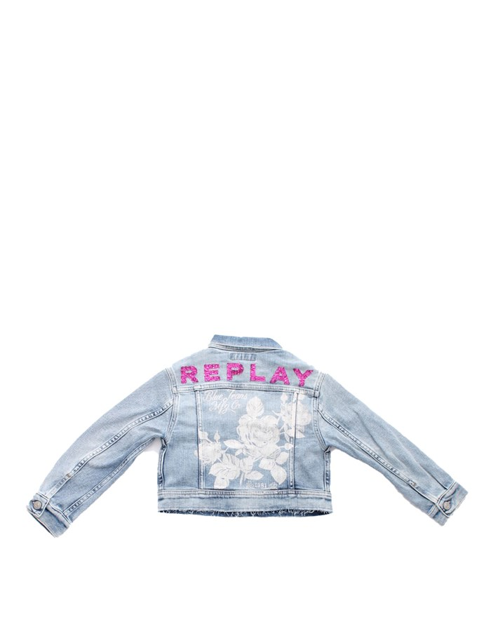 REPLAY KIDS Short Blue
