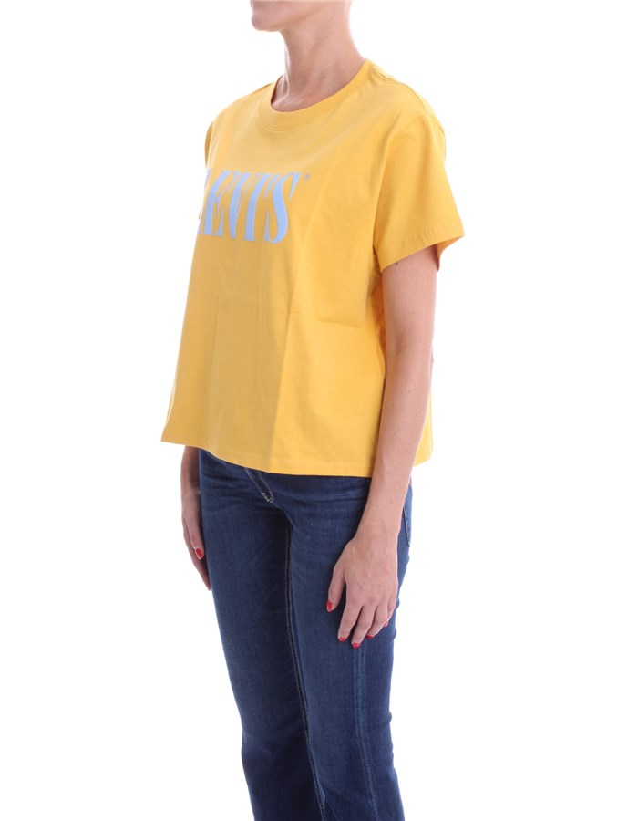 LEVI'S T-shirt Short sleeve Women 69973 2
