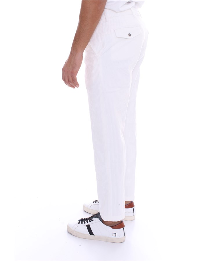 ALESSANDRO DELL'ACQUA Trousers Chino Men AD7232WA P0079ELT 4