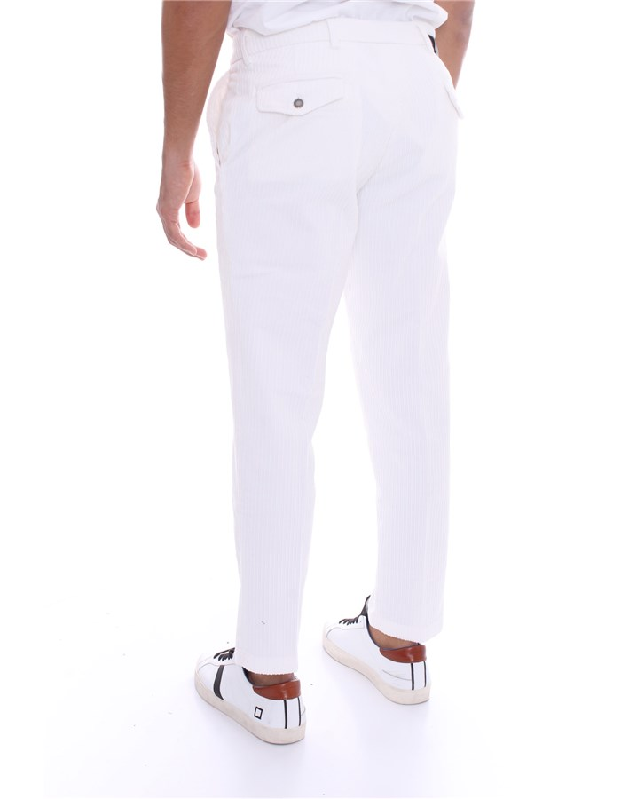ALESSANDRO DELL'ACQUA Trousers Chino Men AD7232WA P0079ELT 5