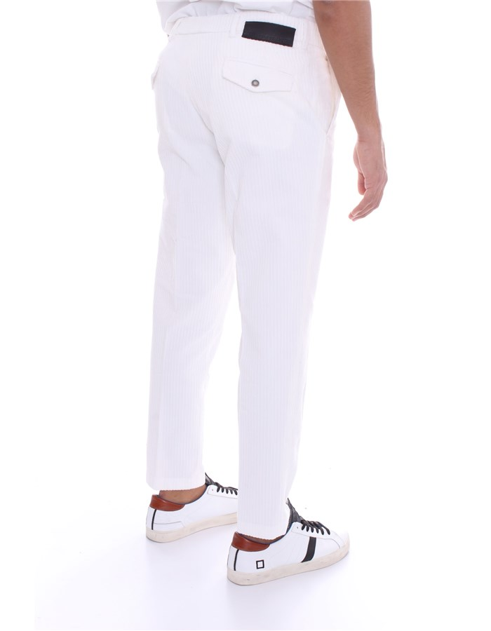 ALESSANDRO DELL'ACQUA Trousers Chino Men AD7232WA P0079ELT 6