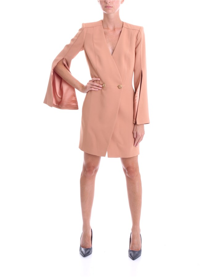 ELISABETTA FRANCHI Dress Rose gold
