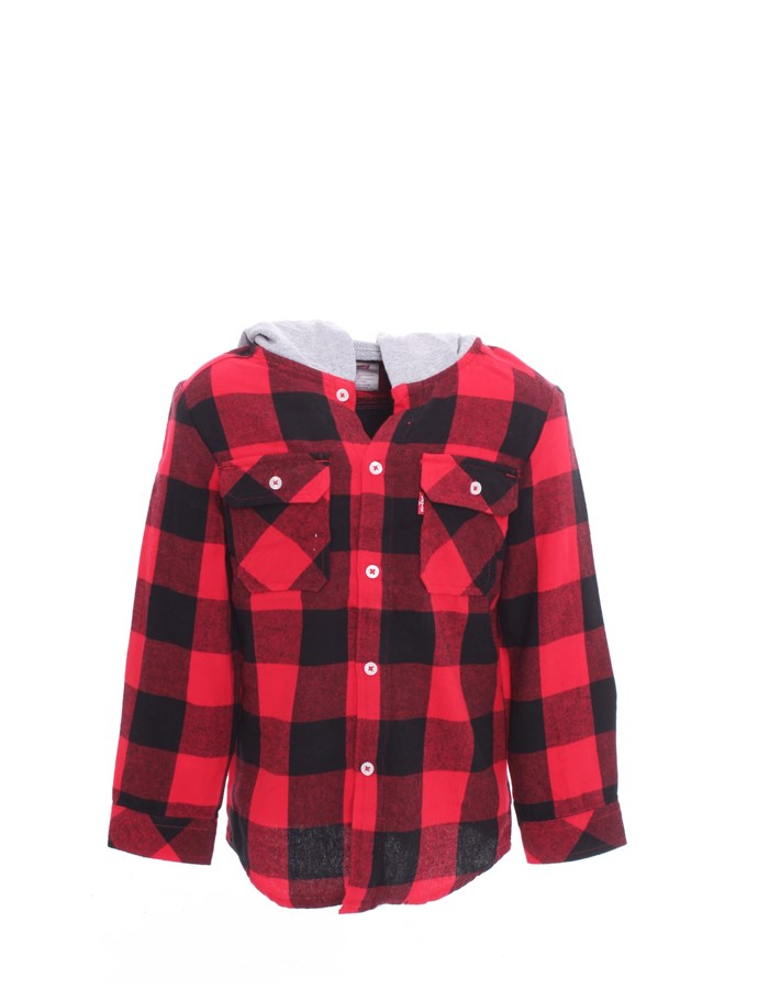 LEVI'S Casual Red