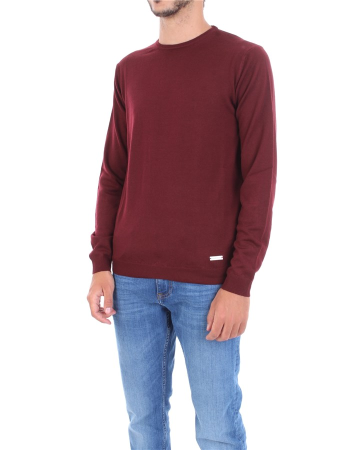 ALESSANDRO DELL'ACQUA Sweater Bordeau