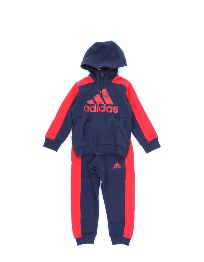 ADIDAS Suit Red blue