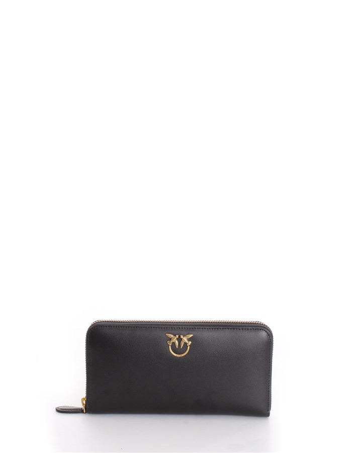 PINKO Wallets Black
