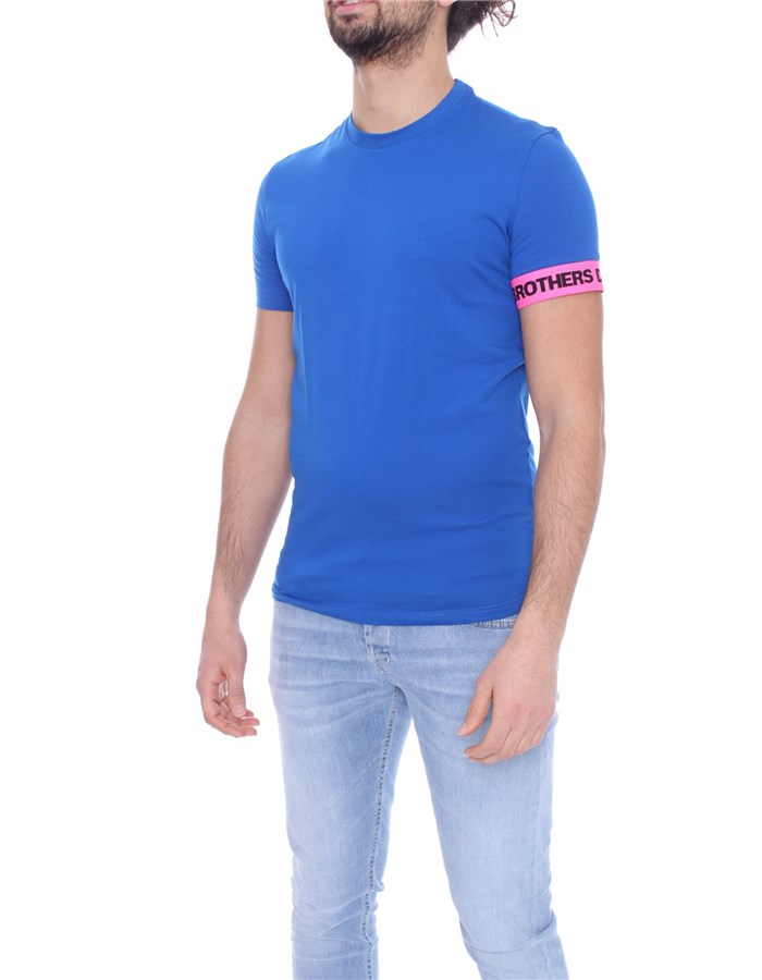 DSQUARED2 Short sleeve Royal