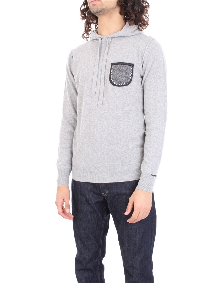 BECOME Sweater Grey