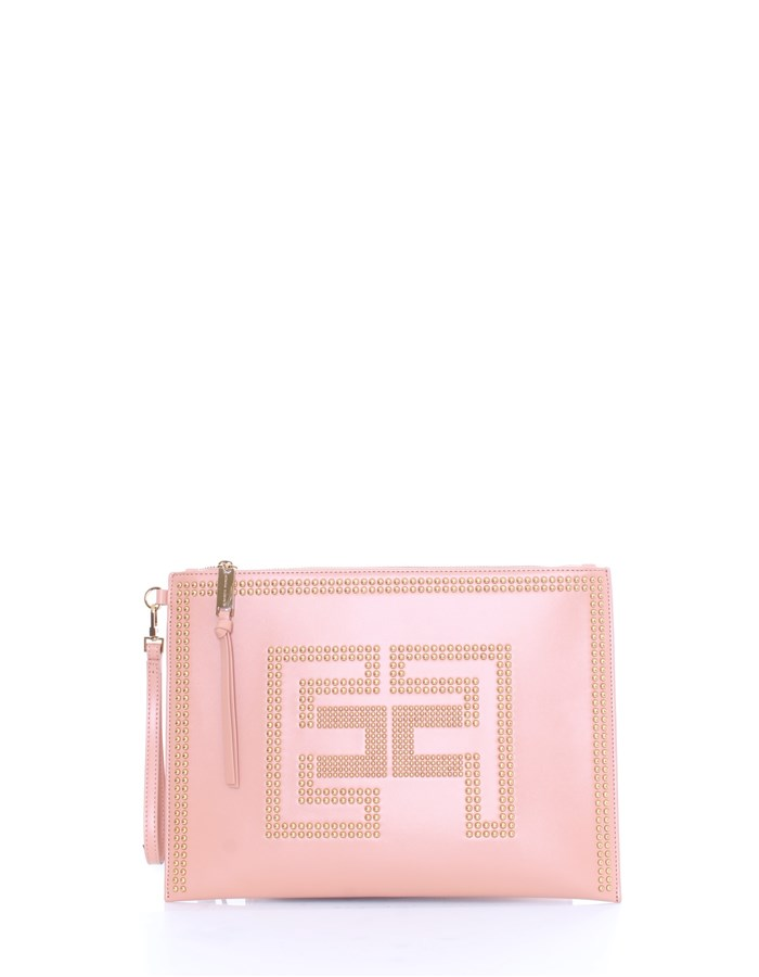 ELISABETTA FRANCHI Envelopes Rose gold