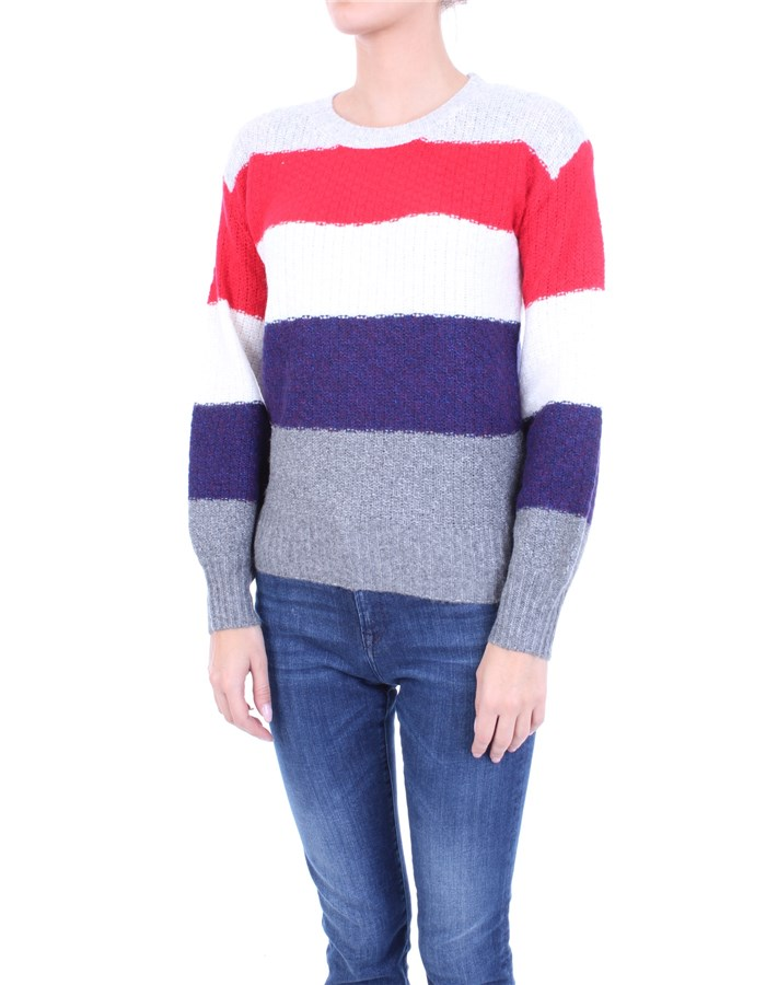 ZOE Sweater Red