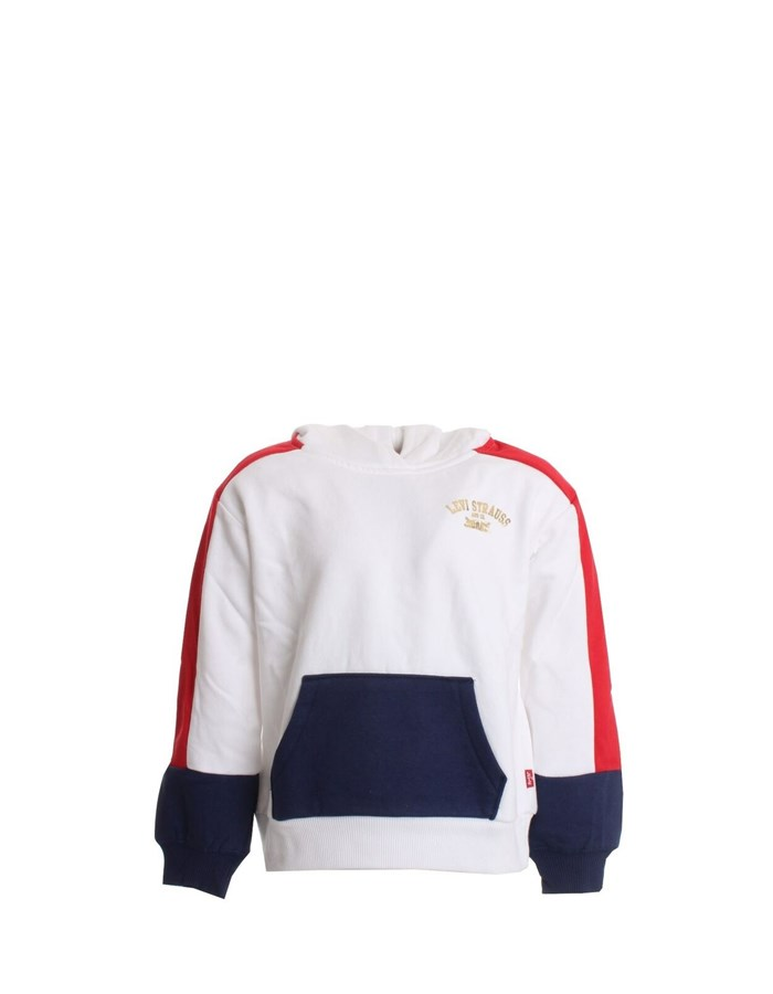 LEVI'S Sweat White